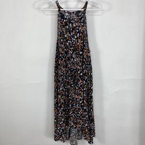 Torrid floral hi-Lo maxi dress